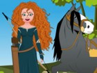 Princess Merida Dress up
