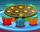 Do you like cooking games? In this game you have to make a delicious turtle cupcakes. First choose the ingredients that you need from the store and after start preparation. Use your talents and skill that you have in the kitchen and show us what delicious turtle cupcakes you can do.
