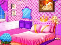 Realistic Princess Room Game