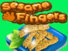 Sesame fingers are one of the most favorite snacks in Chinese cuisine. Want to learn how to cook this favorite snacks? Well don't worry just check out this cooking game and follow the steps carefully and eventually end up the preparation of this delicious dish for your dear ones. Enjoy cooking and have fun girls! Remember it's an easy recipe to love!