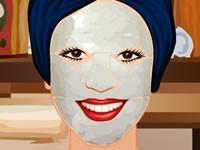 Shakira Spa Facial Makeover