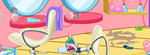 Clean up hair salon 3 is a clean up game with 5 beautiful clean up level and on